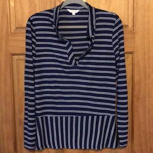 Charming Charlie Striped Tunic (M)